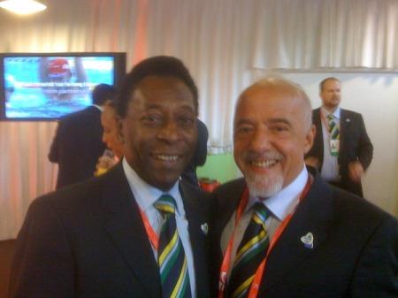 Rio 2016 Pele y Paulo