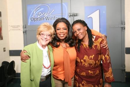 Tererai Trent on Oprah Winfrey show