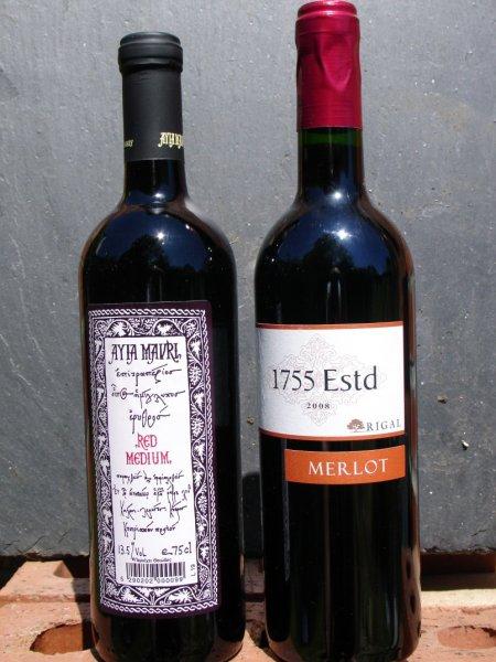 Cyprus wines