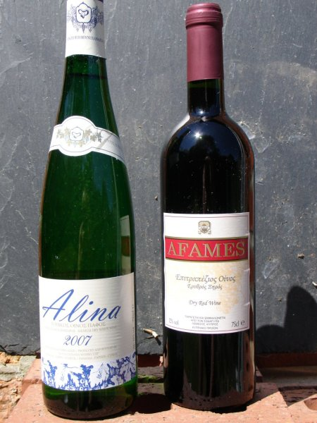 Wines from Cyprus