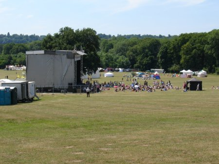 Celebrating Surrey Festival at Loseley Park