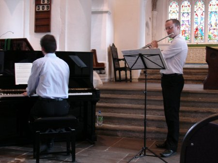 Lunchtime Concert St Mary's Church