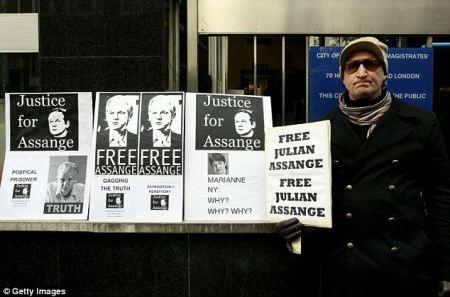 Justice for Assange