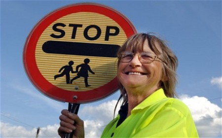 hundreds of lollipop ladies to be fired