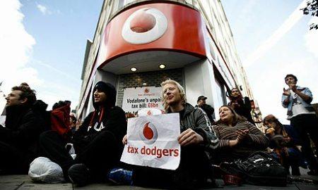 Vodafone unpaid tax
