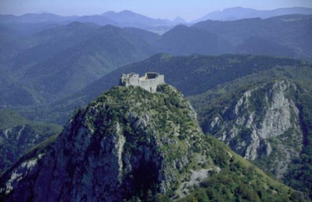 "Montségur, the last bastion of the Cathar ""heresy"""
