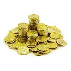 gold coıns