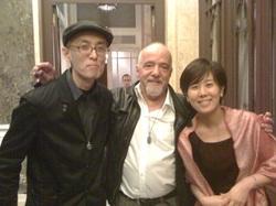 Ken, Paulo & Yumi