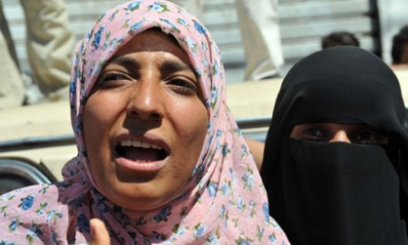 Tawakul Karman the Yemeni human rights activist
