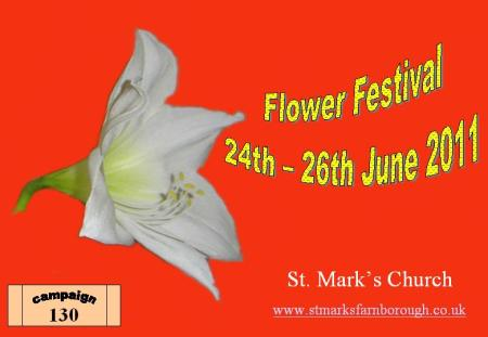 Flower Festival at St Mark's