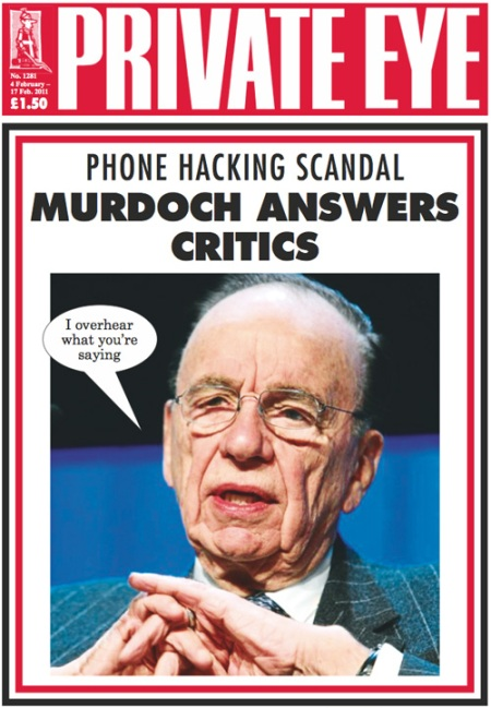 Murdoch answers critics