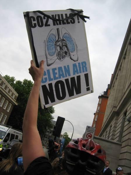 CO2 kills