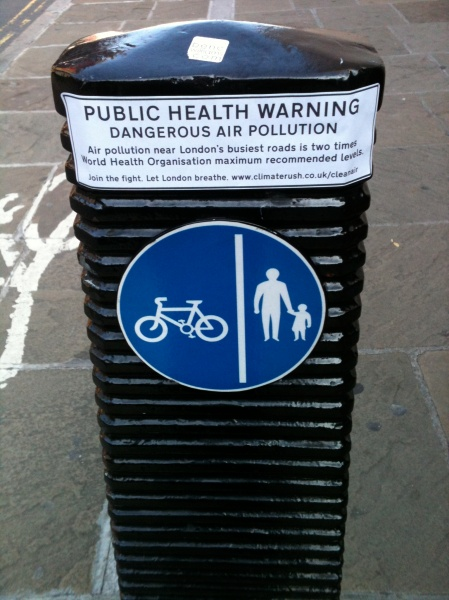 public health warning