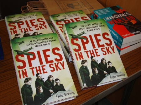 Spies in the Sky - Taylor Downing