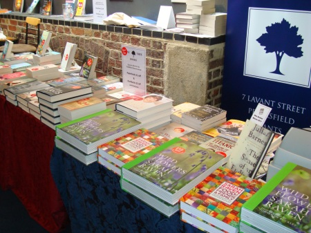 Guildford Book Festival 2011