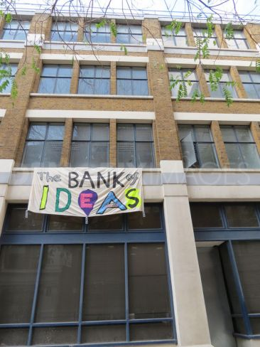 Bank of Ideas