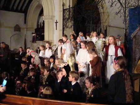 Children's Carol Concert at St Mark's