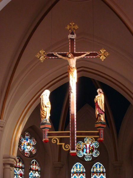 cross St Nicolas