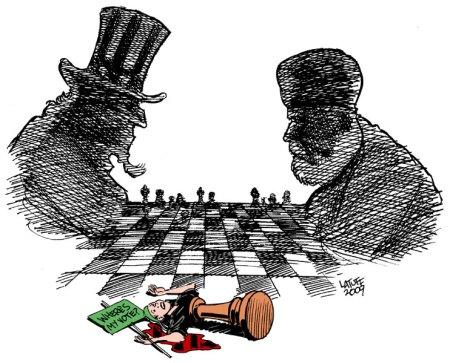 Neda - Latuff
