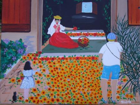 Arte de Mirabella - Puerto de la Cruz