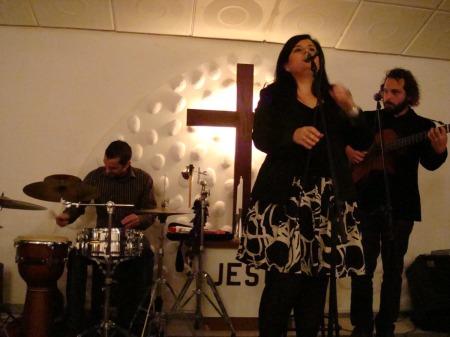 Fusiones concierto de Ensamble dos orillas