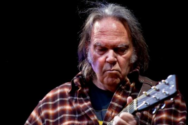Piracy is the new radio -- Neil Young