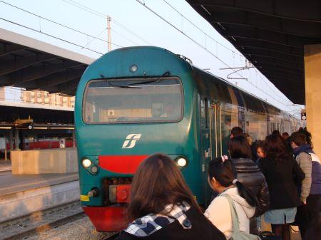 train Venice to Bassano del Grappa