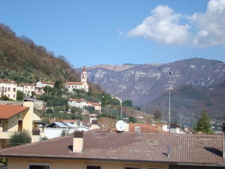 nearby church from Hotel Alla Corte - Bassano del Grappa