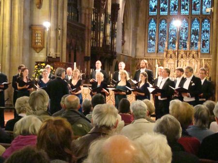 The Sixteen – Croydon Minster