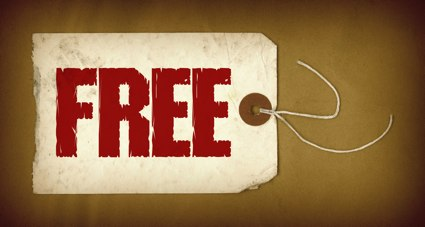 Why give music away free?