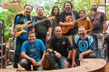 Parikrama, Agnee, Shilpa Rao, Monica Dogra at Shisha Jazz Cafe, Pune