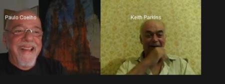 A conversation with Paulo Coelho