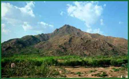 Arunachala : The Spiritual Center of the world