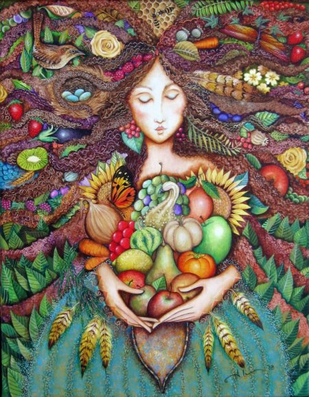 I am a farmer of the heart. -- Rumi