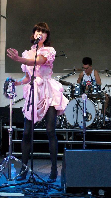 Kimbra at Moomba Festival