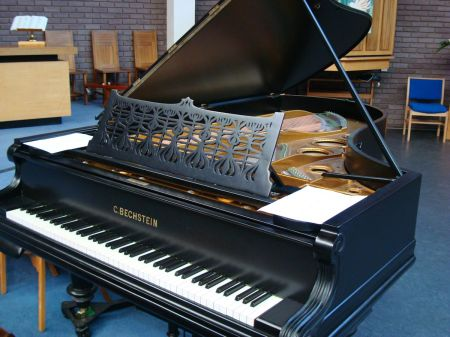 Bechstein concert grand piano