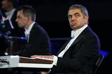 Mr Bean with London Symphony Orchestra