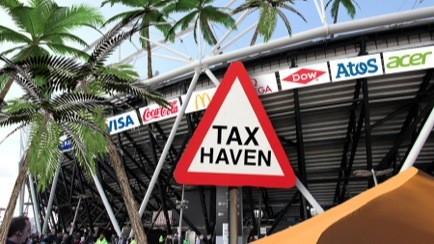 London 2012 tax haven