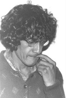 Colombian poet Mauricio Contreras
