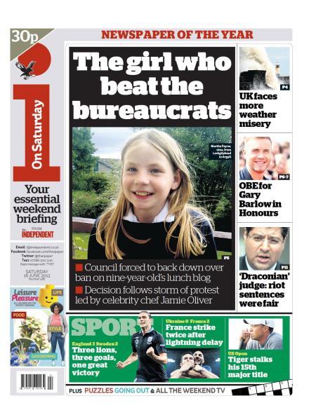 The girl who beat the bureaucrats