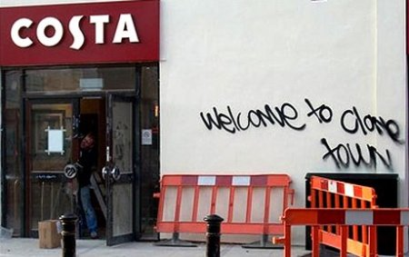Costa Welcome to Clone Town