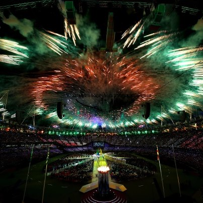 London 2012 Take That