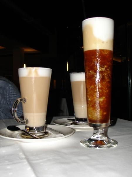 coffee at Sunrise Pearl