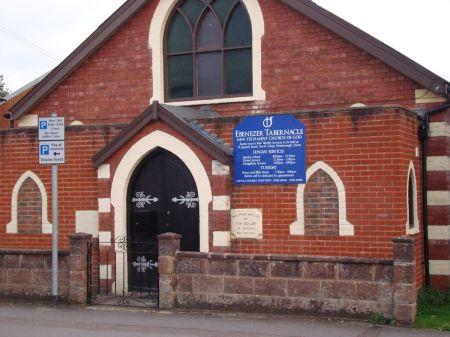 Ebenezer Tabernacle New Testament Church of God