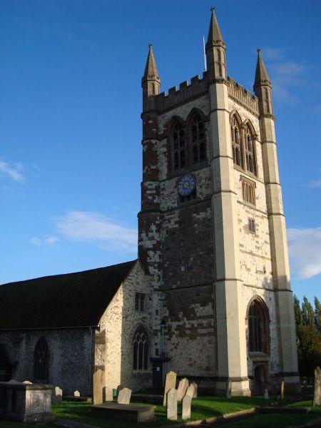 Farnham Parish Church