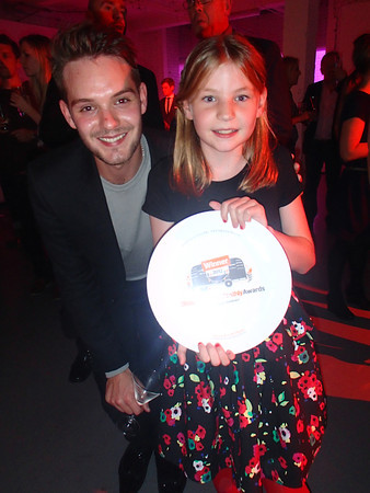 Martha with John Whaite winner of Great British Bake Off