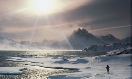 Shrinking ice in the Antarctic means scientific research more vital than ever