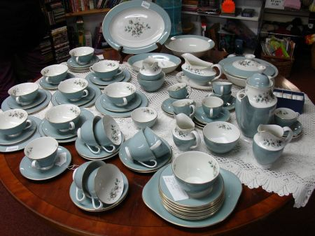 amazing tea set