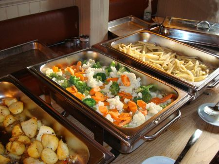 carvery at The Foresters