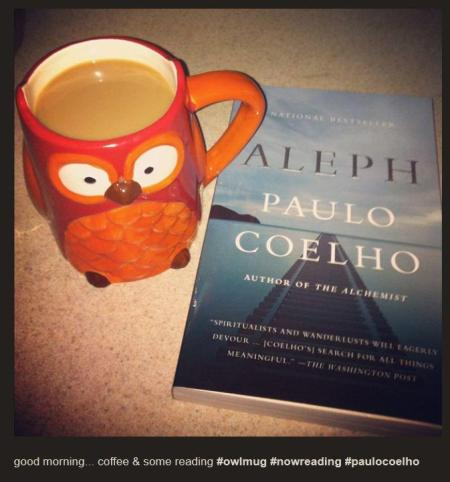 coffee and Aleph